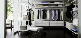 Garderoby, szafy